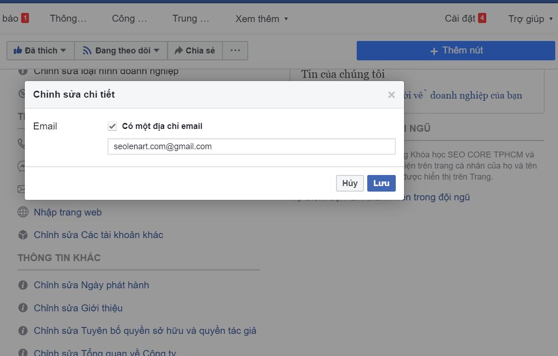 hướng dẫn seo facebook lên TOP nhanh