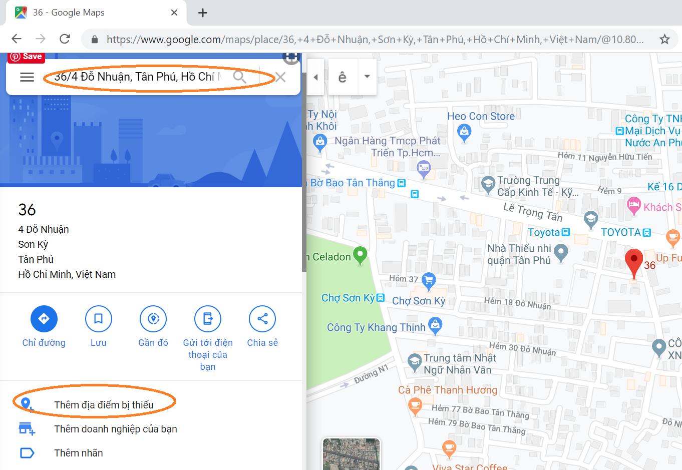 cách seo google map nhanh nhất