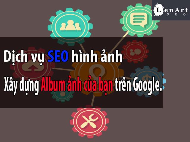 Dịch vụ SEO hình ảnh