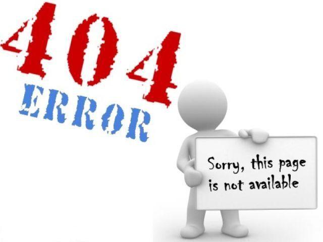 Edit lỗi 404