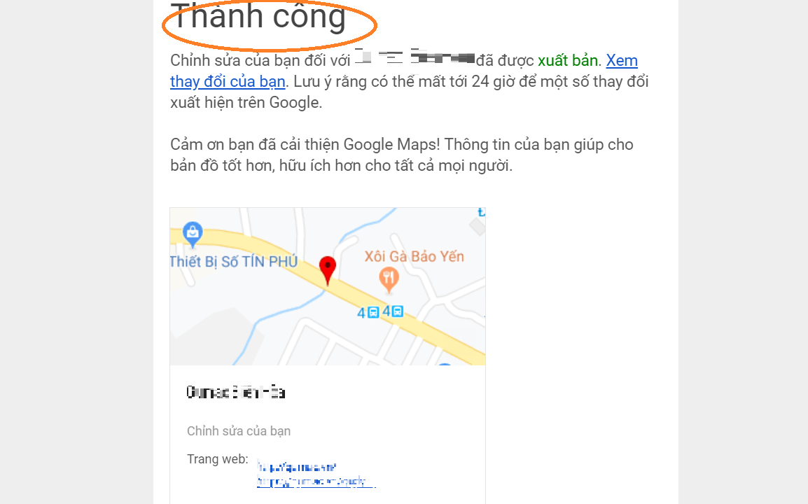 hướng dẫn seo google map top cao
